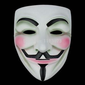 Az Anonymus maszk kiváló ajándék