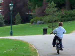 Megbízható gyerek bicikli