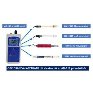 cefre pH mérő