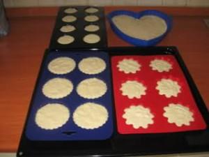Sütéshez előkészítve