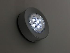 LED mécses