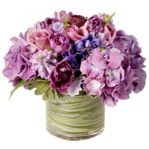 Tarka virágcsokor