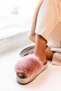 női papucs akció