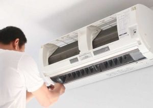 Légkondicionáló karbantartása